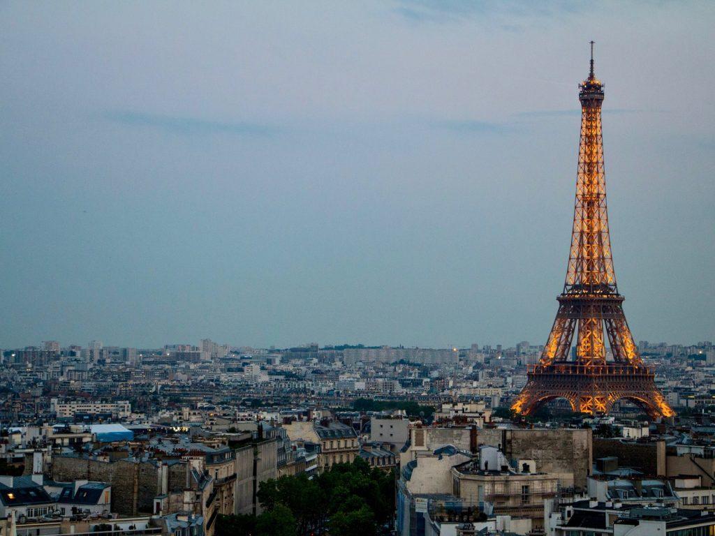 Paris - Best student cities in France